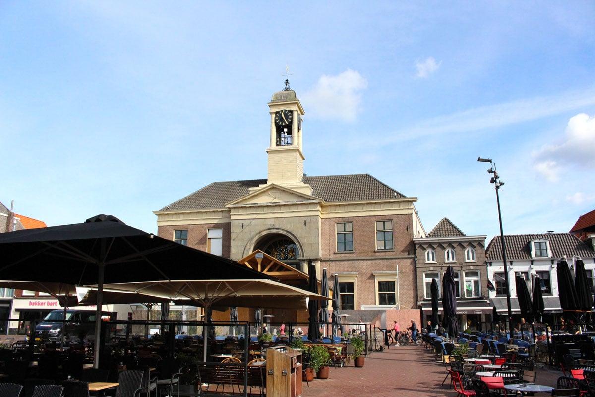 Holland-rundreise-hansestaedte-haderwijk-altes-rathaus