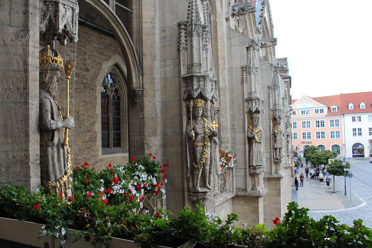 Altstadtrathaus-Fassade